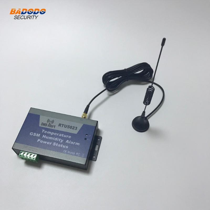 GSM 3G الرطوبة درجة الحرارة رصد حالة الطاقة إنذار RTU5023 لصناعة أتمتة الخدمات اللوجستية التبريد النقل