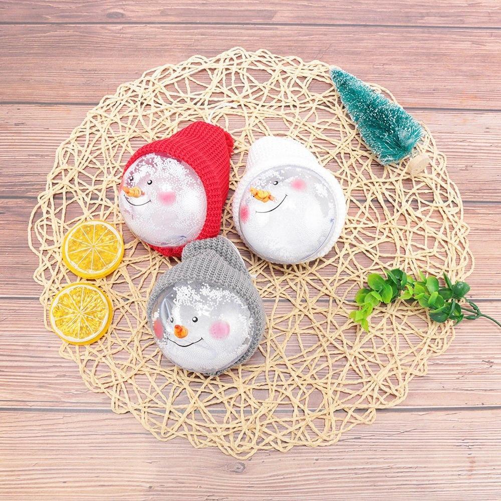 Suprimentos Festival de árvore grão boneco de neve criativa boneca pingente de Natal do feriado decorações para casa Ano Novo Enfeites 8Pt3 #