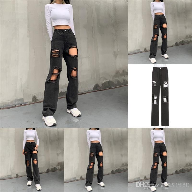 Coa primavera dama jeans den jeans pantalones mujeres longitud denim damas negras estudiantes estiramiento flaco femenino delgado lápiz tobillo