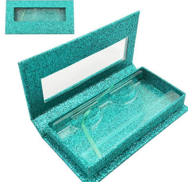 21 couleurs Qualité de vente en gros carré Faux de cils Boîte de Emballage Faux Faux 3D Mink Cils Boxes Faux Cils Magnétique Cas magnétique Sqcufn Homes2007