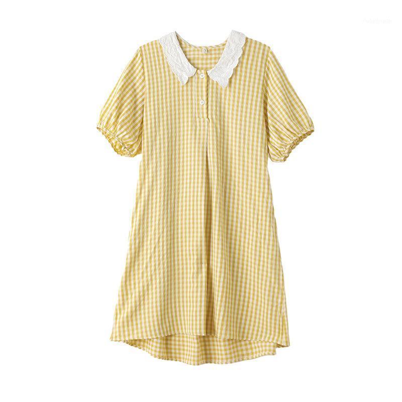 Maternity Dresses Women's Dress Maternity Clothes for Pregnant Women Dress In Stripe Short Plus Size Loose Pregnancy Dresses1