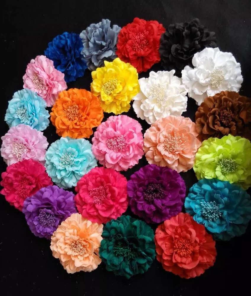 Корейская версия Peony Bridal большой высококачественный ткань брошь голова Drs Hat Simulation цветок шпильки
