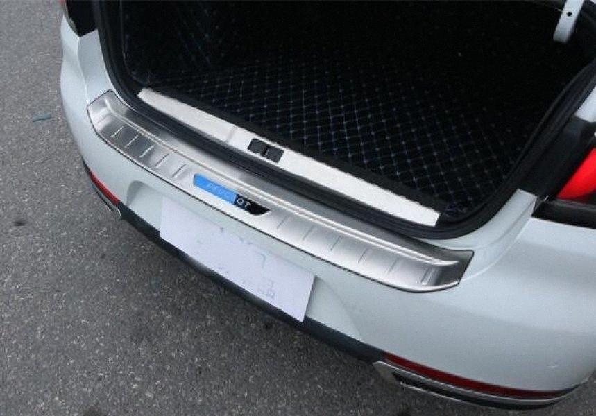 Подходит для Peugeot 16-18 Новое поколение 308 Резервное Лист из нержавеющей стали резервного листа Новый 308 установка c5ln #