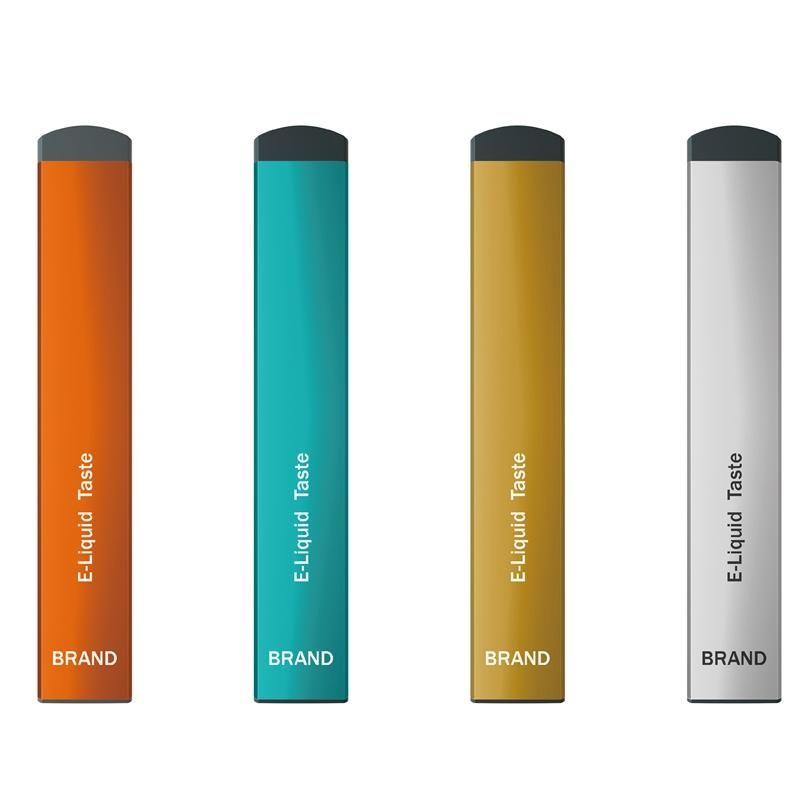 Custom Brand OEM custom vape pen Disposable Vapes 300 fuff Device 280mAh 1.3ml Cartridge Vapes E Cigarette vape customized