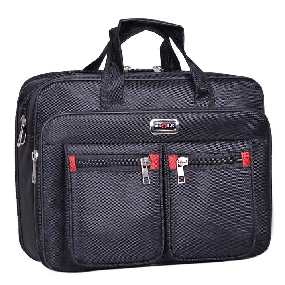 2021 High Quality Men Messenger Oxford Minimalism Tote Briefcase Mochilas Laptop Business Protect Computer Bag Maleta Sac Homme Q0112