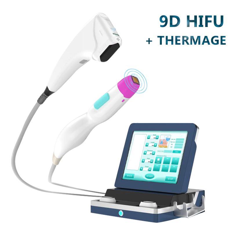 판매 Ulthera HIFU 얼굴 기계 3D HIFU 얼굴 리프팅 주름 리무버 안티 링클 HIFU 초음파 써마지 RF 장치