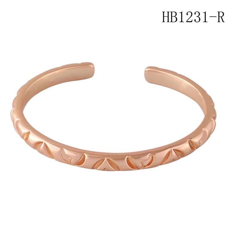 fashion personality stainless steel jewelry mens bangle carved bracelet half open designer bangle jewelry enamel bracelet