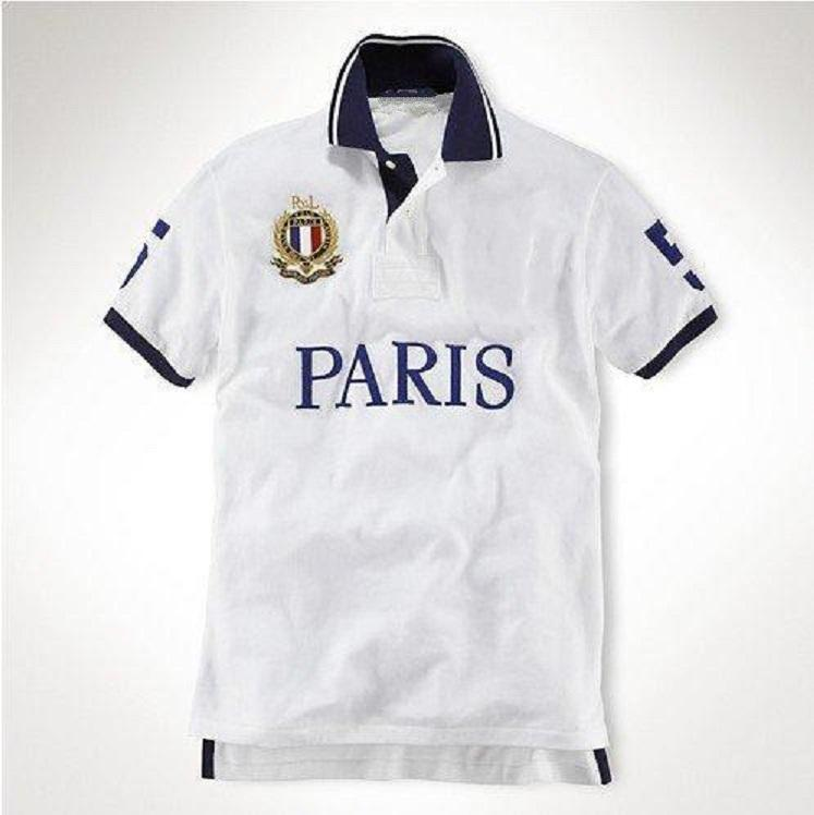 Gros-chaud vente Polo de broderie de design de haute qualité Polos manches courtes Homme Polo T-shirt de sport T-shirt d'été 2020