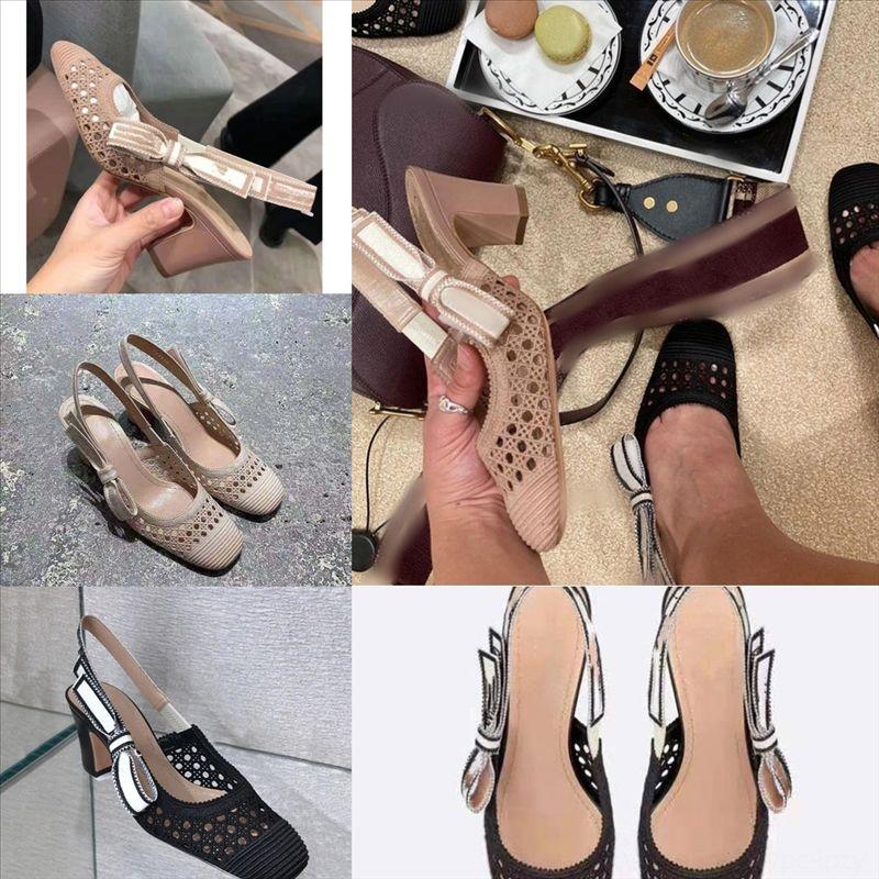 Kkyhi vin haute chaussures de verre européen extravagant rhombus puce américain de haute qualité design femme talon talon sandal talon de grande taille design