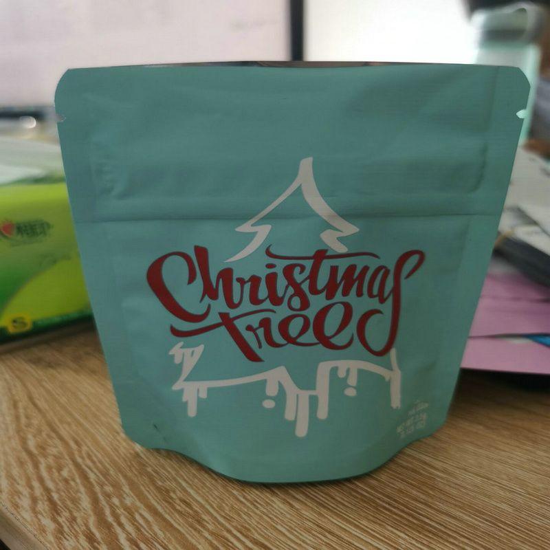 Yılbaşı Ağacı Çocuk Kanıtı Mylar Çanta Yerel İlaçlı Edibles Kanıtı Bags wmtJGA bdesports kokla