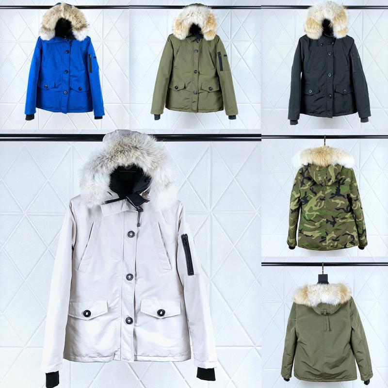 2020 new ladies high quality down jacket coat parka Down Jacket Puffer Winter fur womens designers hoodies maya ski duck warm Clothes r8t7#