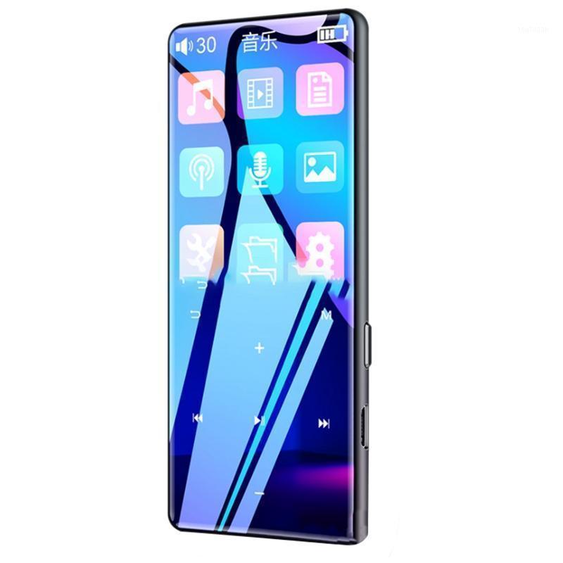 MP4 jogadores yescool x10 music player tela cheia HD pressione Bluetooth 1,8 polegadas Cor MP3 32GB RAM1