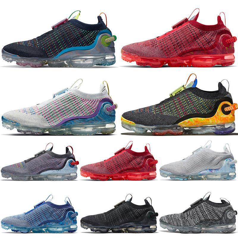 أعلى جودة العاملين يطير متماسكة 2020 أحذية رجالي إمرأة 360 الاحذية الثلاثي أسود أبيض فريق أحمر نقي البلاتين الرياضية رياضية المدربين
