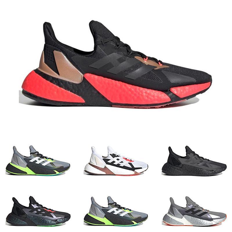 all'aperto mens X9000L4 scarpe da corsa BASF di alta qualità Grey sei Bred mens neri triple sneakers sport allenatore della moda