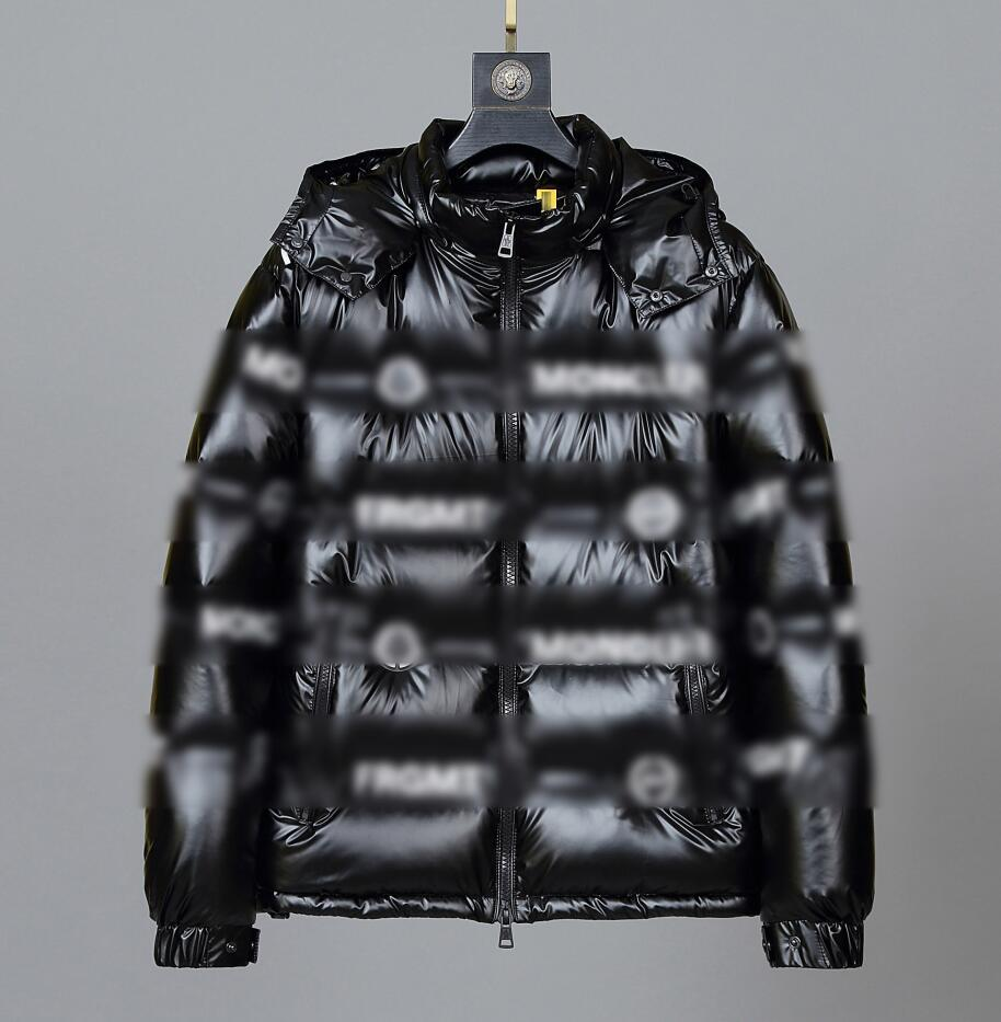 Erkek Ceket Parka Erkek Kadın Klasik Rahat Aşağı Ceket Mont Erkek Açık Sıcak Tüy Kış Ceket Doutoune Homme Unisex Ceket Dış Giyim 62