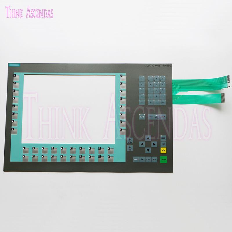 Brandneue Hohe Qualität MP377-12 6AV6 644 6AV6644-0BA01-2AX1 Button Panel-Tastatur