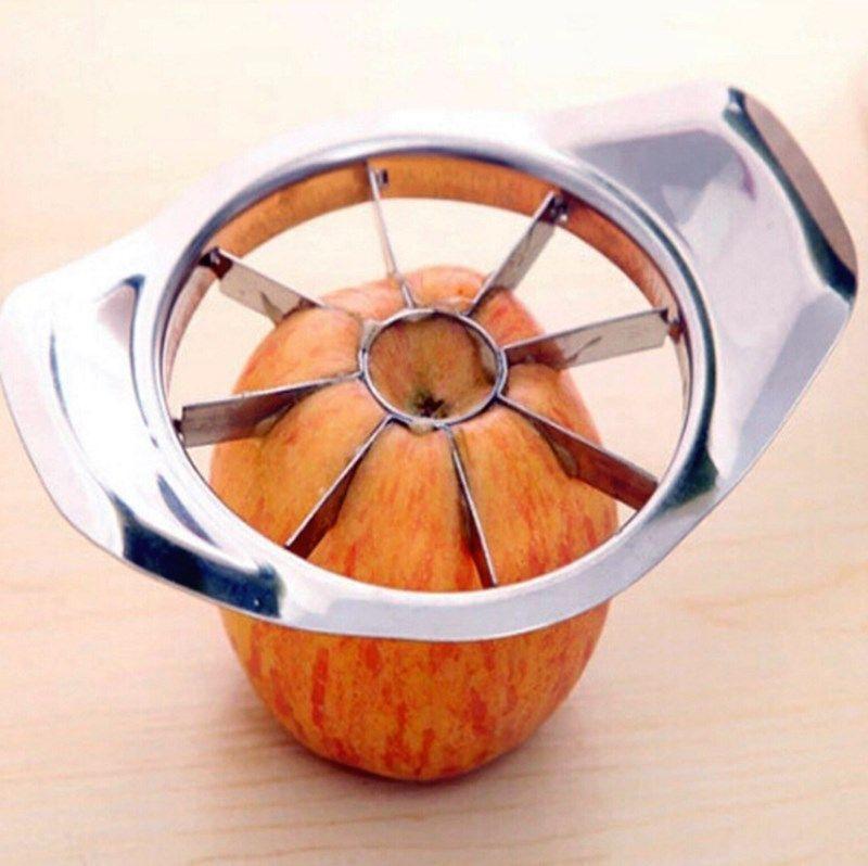 Apple Dilimleyici Paslanmaz Çelik Sebze Meyve Dilimleme Meyve Kesici Dilimleme Armut Kesici Norta İşleme Mutfak Dilimleme Bıçakları