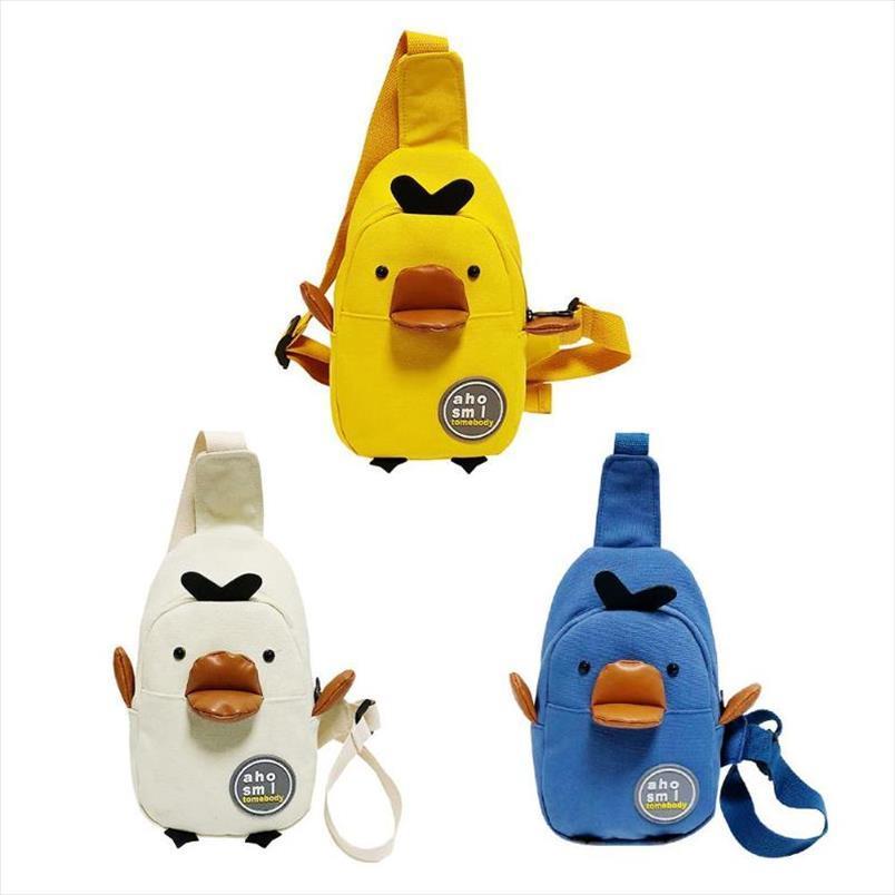 Дети талии Фанни сумка мультфильм crossbody пакеты куриные день рождения сундук девушки путешествия деньги кошелек сумки сумка холст подарки cnvjh