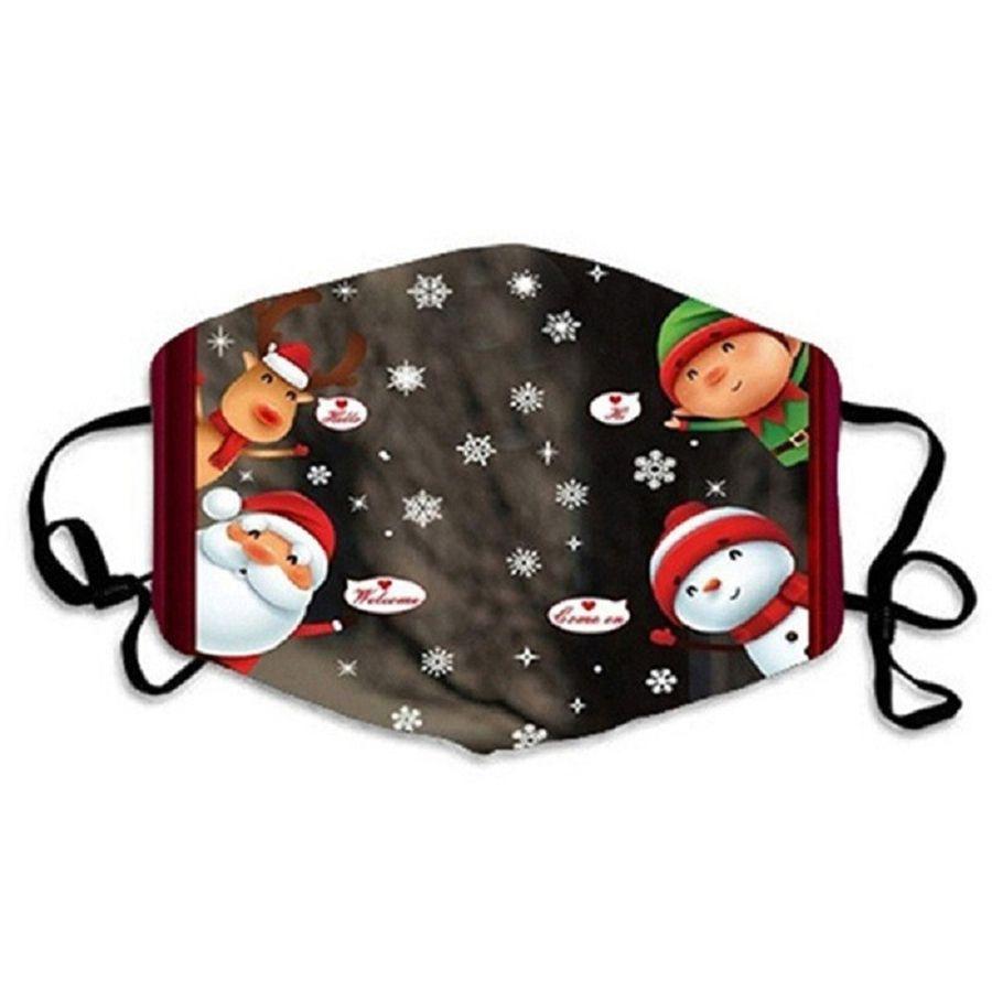 1Pc stampa Eye Mask per aiutare il sonno degli animali Ombra sonno Mask Black Mask fasciatura sugli occhi per # 543