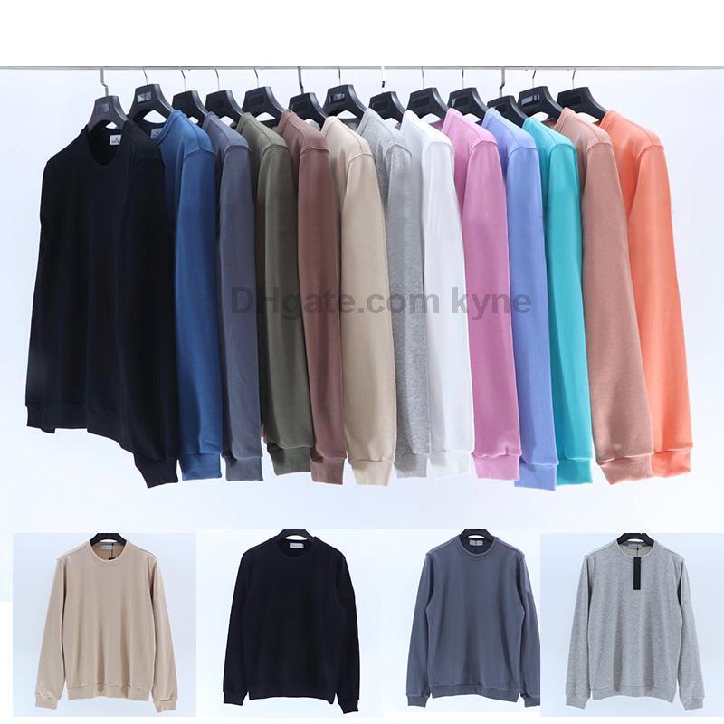 حجم M-2XL رجل الأزياء مصمم القمصان الخريف الشتاء الرجال طويلة الأكمام هوديي الهيب هوب سوياتشيرتس عارضة الملابس سترة # 811 # 8104 # UT604