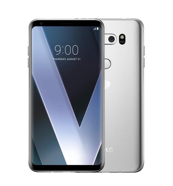 """تم تجديده الأصل LG V30 زائد H930DS H931 US998 مقفلة الهاتف الخليوي الثماني الأساسية 128GB 6.0 """"16MP 4G LTE"""