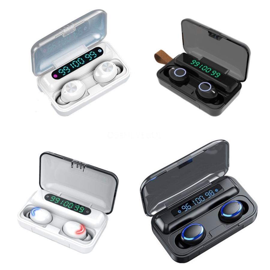 Buona qualità K5 vivavoce wireless Bluetooth auricolare Hands Free Car BT Cuffie auricolari del telefono con il Mic # 241