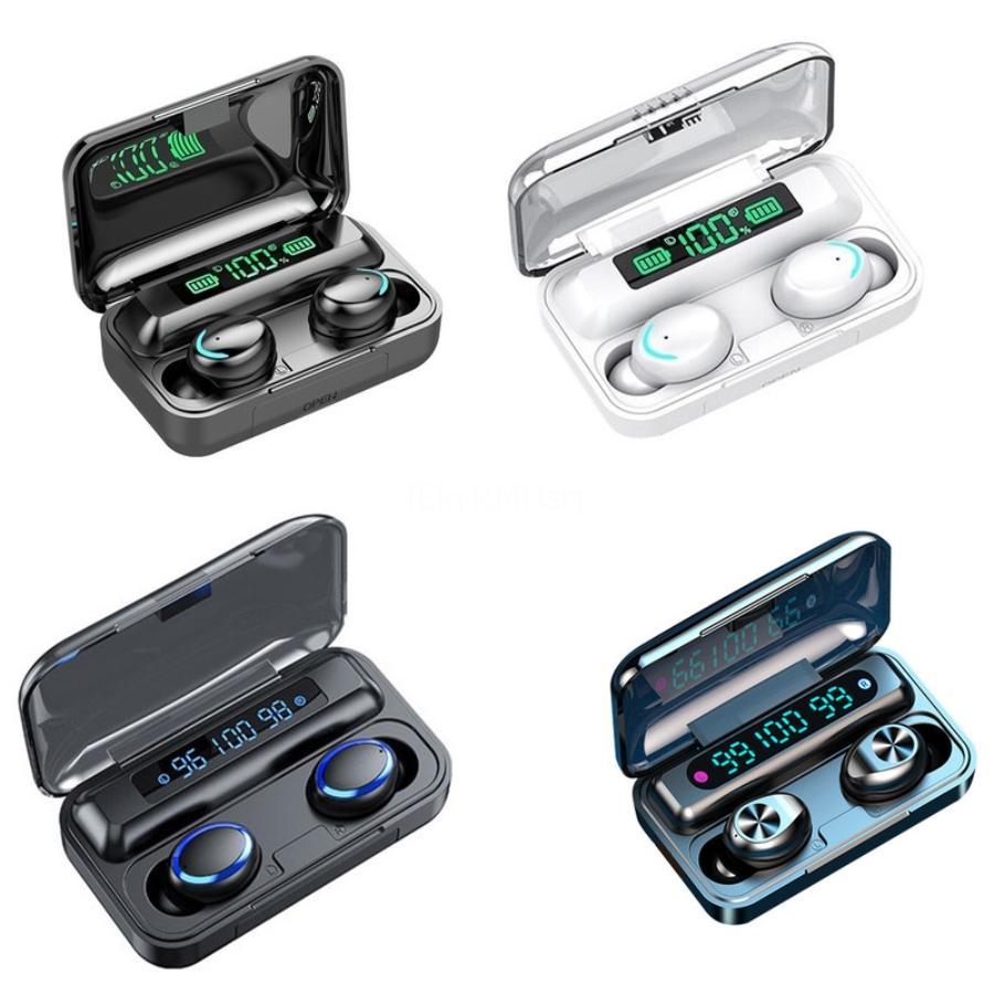 Wireless Headphones Bluetooth Inpods12 E6S TWS Macaron V5.0 stereo telefono cellulare Cuffie Sport sweatproof cuffie auricolari tocco 2020 # 649
