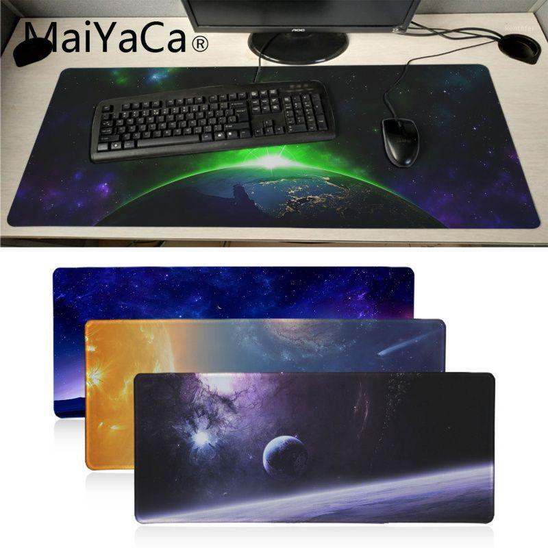 منصات الماوس المعصم مساند maiyaca كوكب سلسلة ألعاب سرعة الفئران ماوس الفأر الألعاب mousepads الجدول لوحة المفاتيح أنيمي الوسادة نسخة مكتب mat1