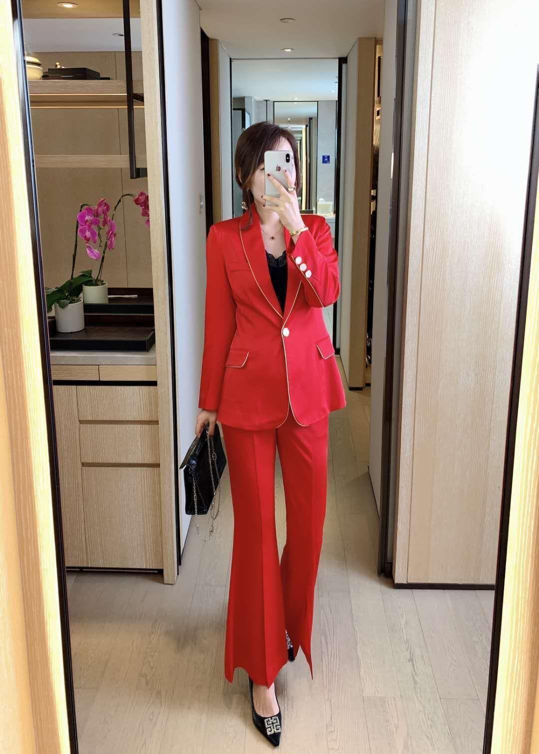 Designer Frauen Outfits Frauen zweiteilige Outfits Designer Lieblings besten gehetzt bester Verkauf 2020 New elegant modernen Stil KGS4