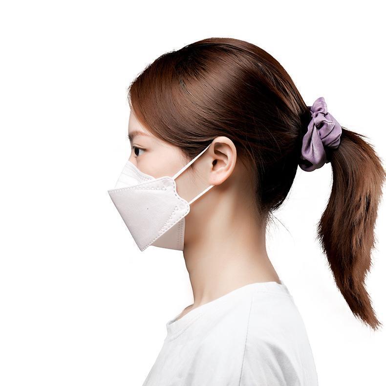 Maschera KF94 all'ingrosso per bambini o adulto antipolvere antipolvere di protezione traspirante del salice a forma di salice a forma di salice libera