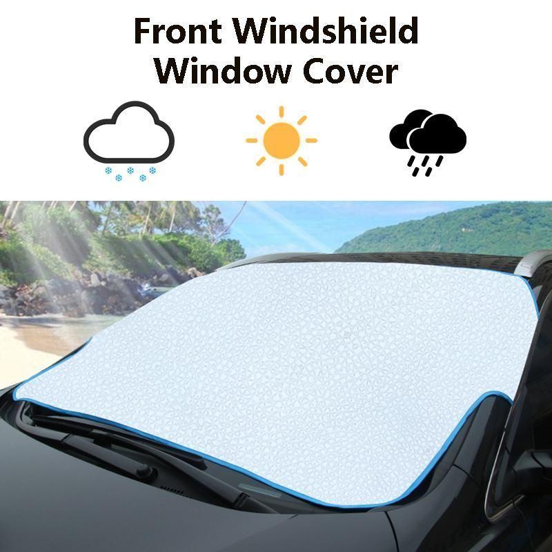 Автомобиль Sunshade Складные Теплоизоляционные Лобовые Сырье Создание УФ Защитная Визуализация Снежная крышка Автомобили Наружные аксессуары