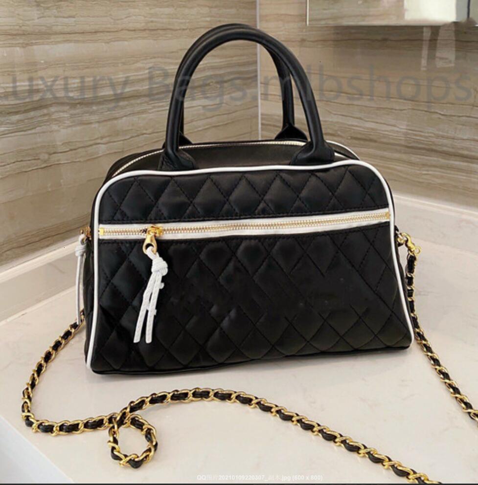 Решенные дизайнеры сумка Crossbody цепи TO2 Качество Сумки на плечо Сумки Высокие Сумки Luxurys Канал Женщины 2.5 Мода Diamond JBCOQ