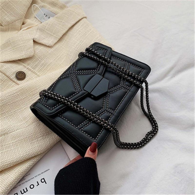 2020 maré ombro senhora bolsas saco preto saco feminino mensageiro novo ombro luxo coreano coreano cadeia selvagem fashion senhoras oabrw