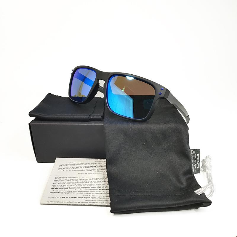2019 새로운 패션 편파 선글라스 남자 브랜드 운전 안경 안경 안경 아이웨어 여성 남자 Googles TR 프레임 선글라스 UV 400 금속 다리 9835