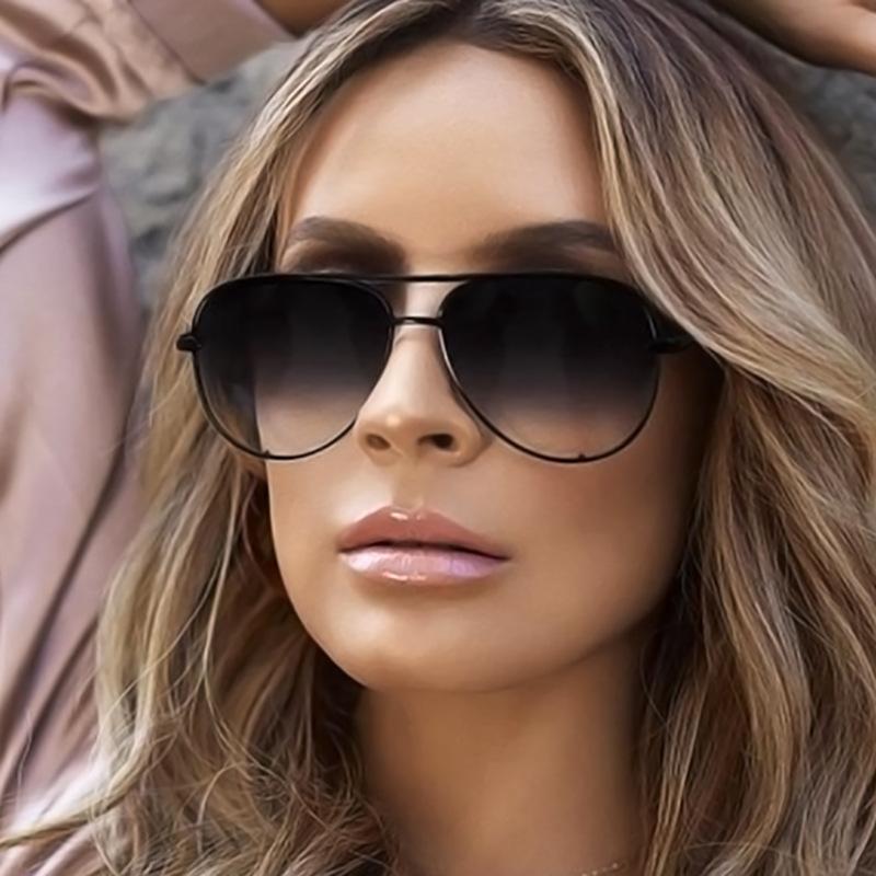 Erilles 2021 Pilot Sonnenbrille Frauen Shades Brand Designer Luxus Klassische Sonnenbrille Männer Vintage Outdoor-Fahren