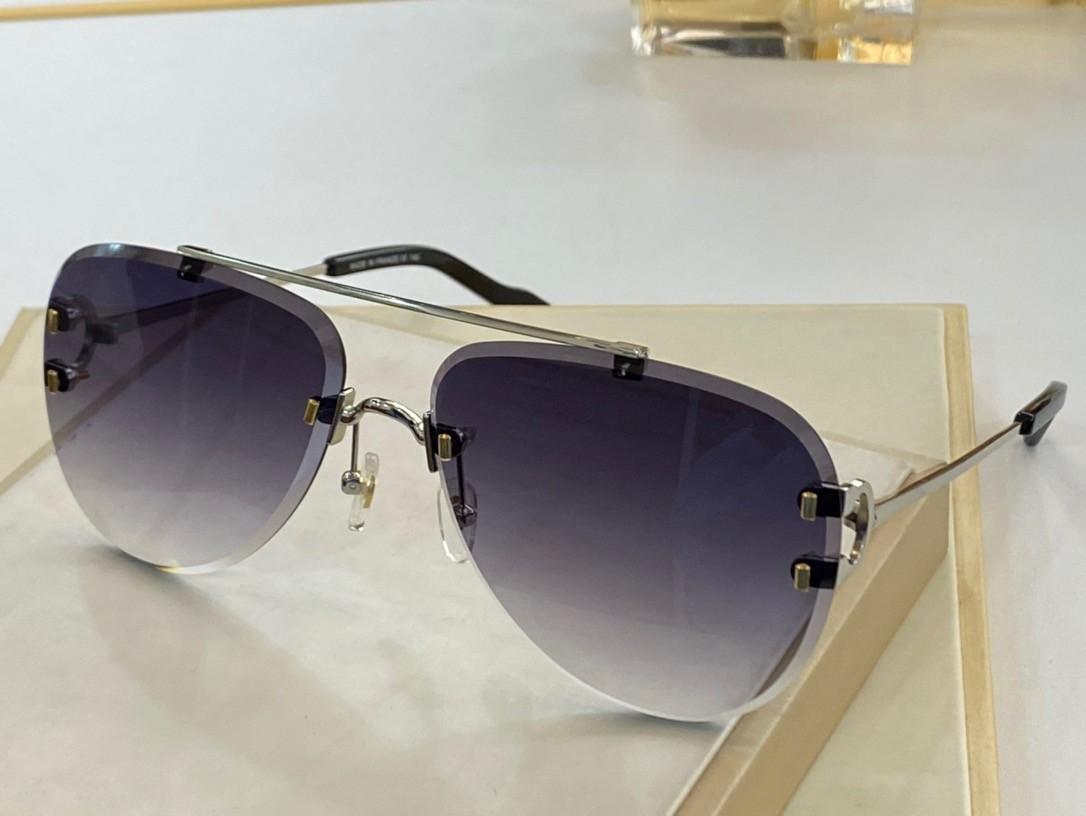 جديد أعلى جودة 0267 رجل نظارات الرجال نظارات الشمس النساء النظارات الشمسية نمط الأزياء يحمي العينين gafas de sol lunettes de soleil مع القضية