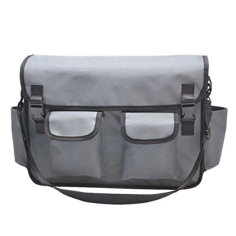 Мульти Кармана Сумки для инструмента Оксфорд водонепроницаемого Hardware Kit большой емкость портативной износостойкой техническое обслуживание оборудование для хранения сумки