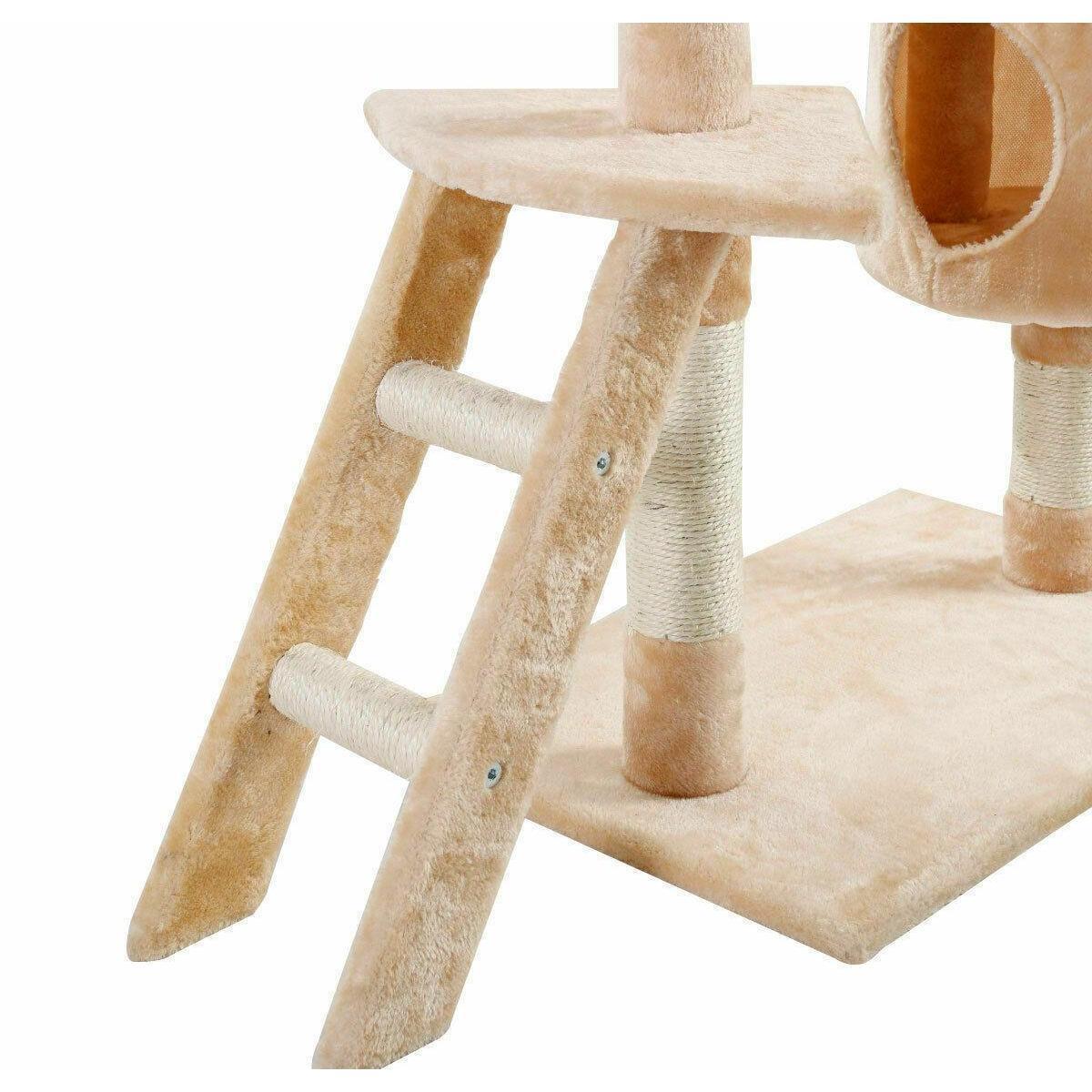 """60 """"дюймовый котенок домашний домашний дом гамак кошачий вал башня кондо в qylfad dh_seller2010"""