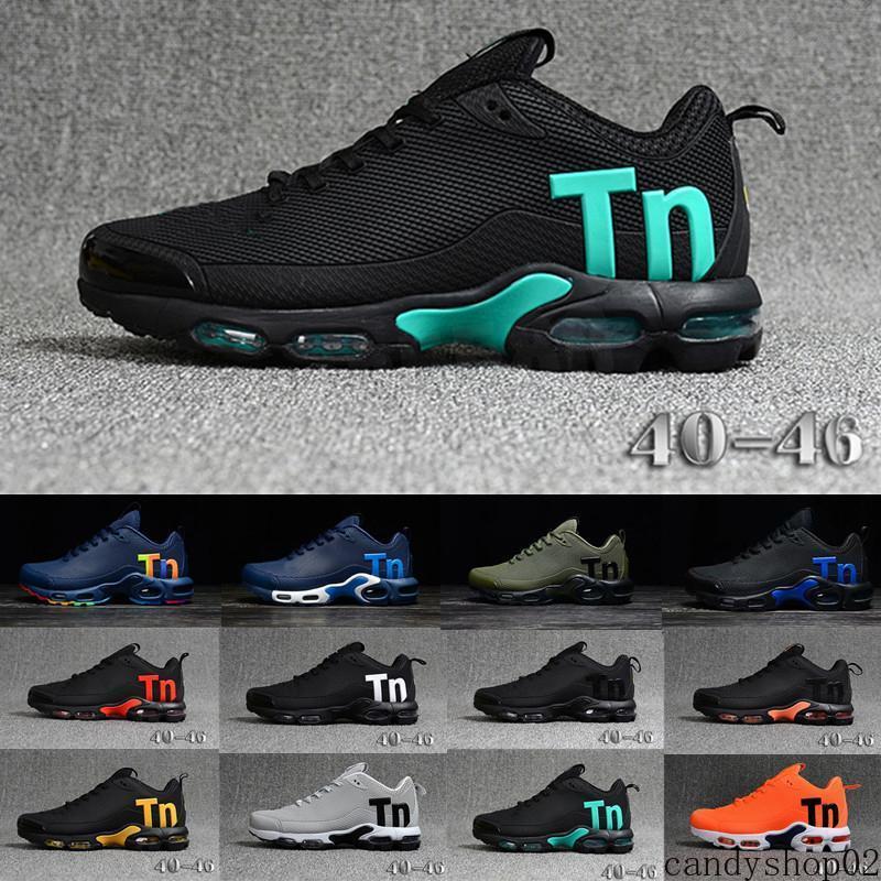 TN TPU Plus Mens Running Tênis para Homens Casual Cushion Trainers Esporte Atlético Sapatilhas Ao Ar Livre Cheap Hiking Jogging Sneakers C02