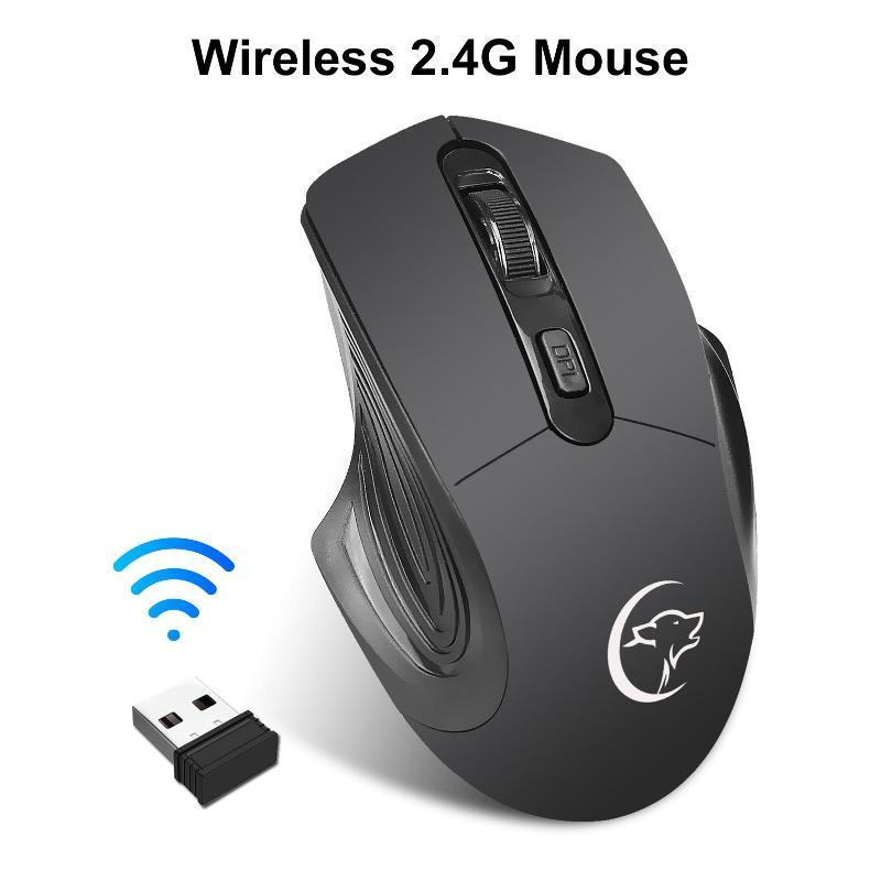Mouse Computer Accessory для Windows, для Mac OS Wireless Mouse YWYT G838 USB 2.4G 1200/1600 / 2400dpi Wireless Optical для дома и офиса