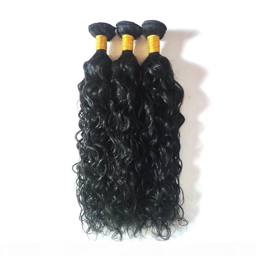 Alta qualidade peruana extensões de cabelo humano brasileiro trama de cabelo natural onda 8-26inch barato preço atacado de fábrica dhgate