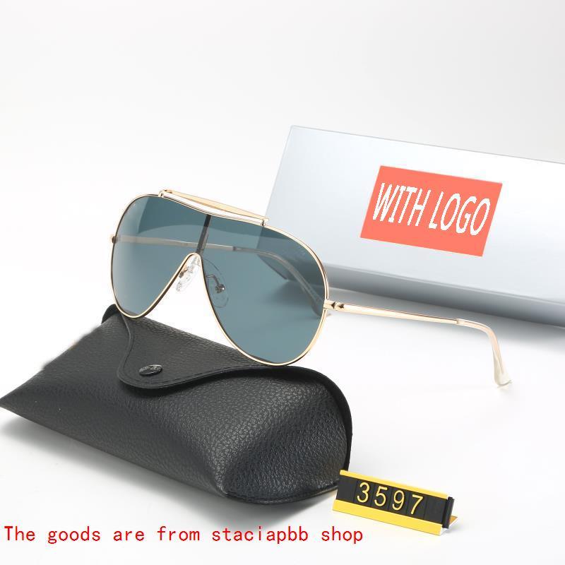 Moldura dourada Mens de madeira Clear óculos Metal Frames Moda Nova Moda Esportes Óculos de Sol para Mulheres Moda Espetáculos Quadros Qynf Gy