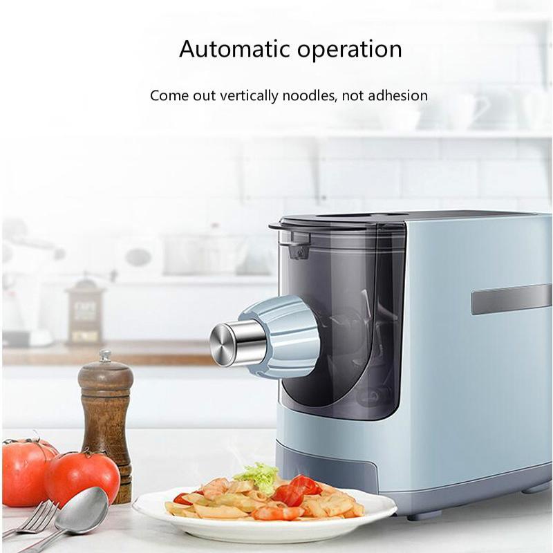 Início Inteligente Noodle Automatic Criador Vertical elétrica Noodle Criador Compact Mini vegetal Noodle Making Machine 220W