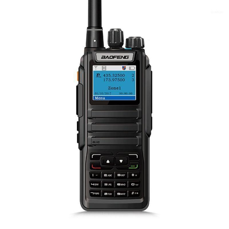 Baofeng DM-1701 Handheld Dual Band Digital Dois Way Radio 136-174MHz 400-470MHz Dualband Walkie Talkie1