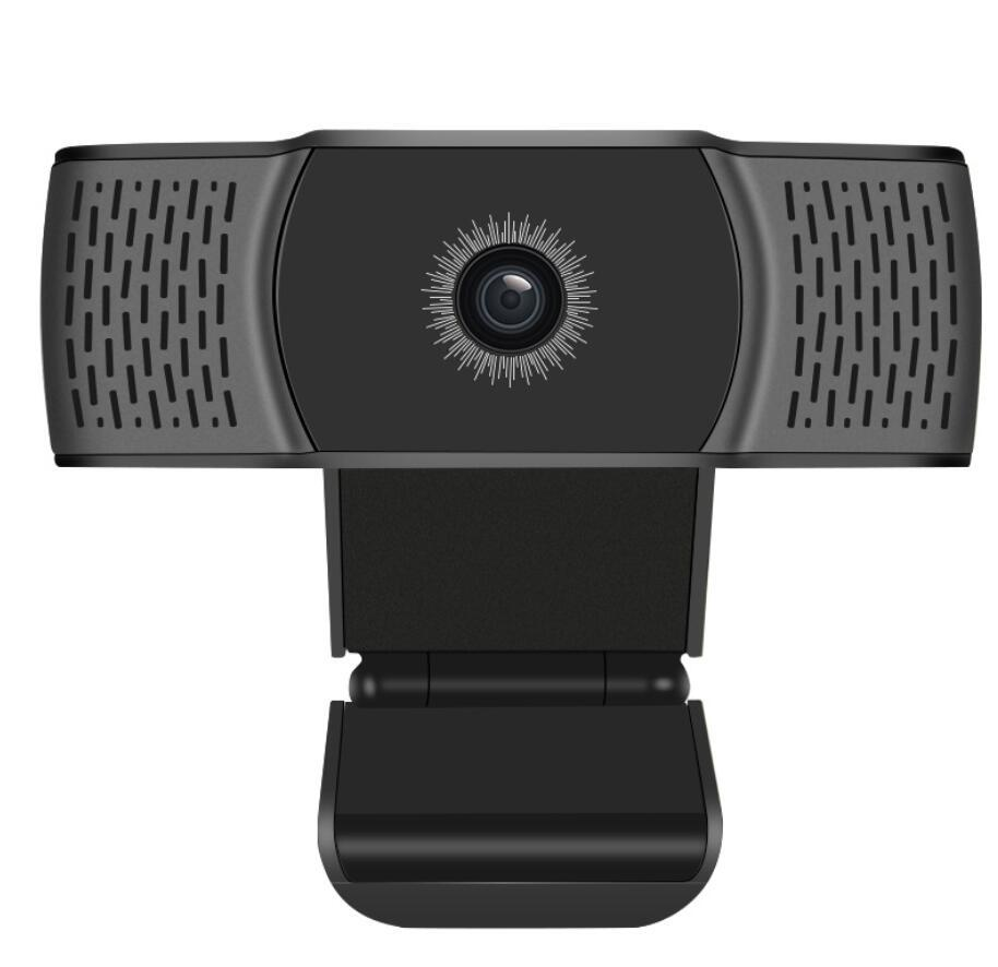 Computer Webcam with Built-in Microphone 2MP Full HD 1080P Widescreen Video Work Home Accessories USB Web Camera for PC