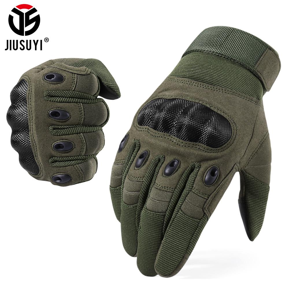 Touchscreen Taktische Handschuhe Paintball Shooting Airsoft Kampf Anti-Skid Hard Knuckle Volle Fingerhandschuhe Männer Frauen