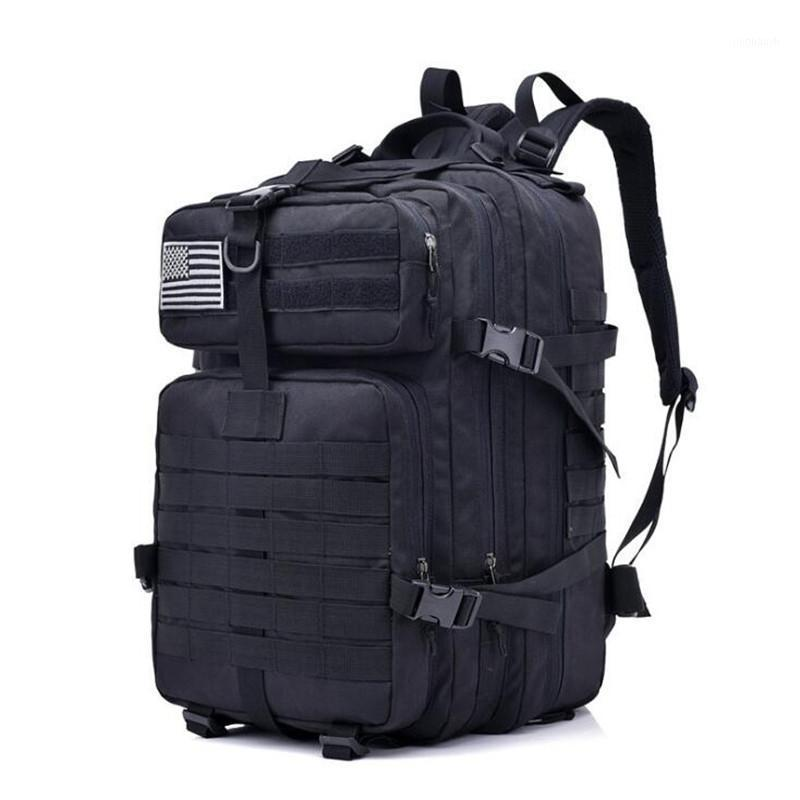 Outdoor Bags 3P Tactical Backpack Molle Bag Army Sport Travel Rucksack Camping Hiking Trekking Camouflage S3841