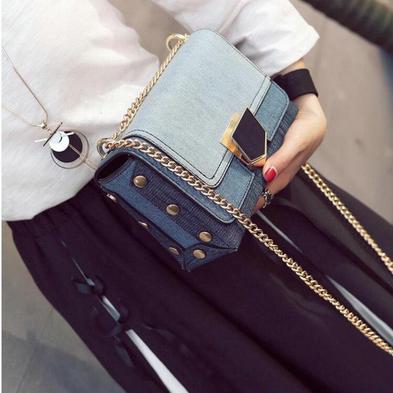 Çantalar Nakliye Kadın 2020 Crossbody Deri Zincir Çanta Marka Kadınlar A41-61 Yeni Ünlü Moda Damla Omuz Çantası Tasarımcısı JoQMC