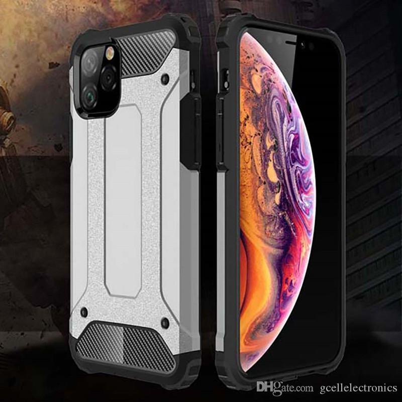 Heavy Duty Hybrid Armor Cell Phone Cases For Iphone 12 Pro Max Samsung Galaxy Note 20 Ultra A21S A71 5G King Kong Covers