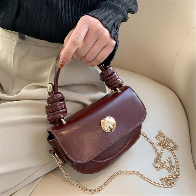 Borse di borse di modo Borse Borse 3 Pelle Hot Bag Sella Vintage Spalla Vintage Colori femminili Vendita Borsa PU Crossbody For Scegli Lodsl